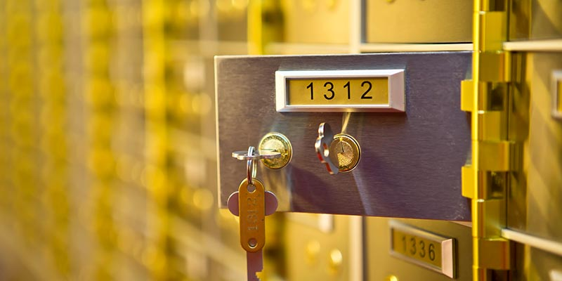 Safety Deposit Boxes Middlesbrough