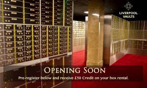 safety deposit box facility